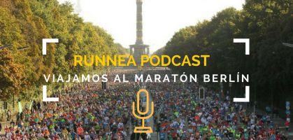 Descubriendo el Maratón de Berlín 2018 con Xabi Llano de Sportravel