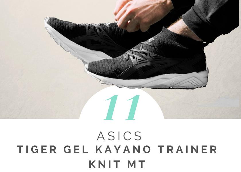 Mejores zapatillas vacioner verano Asics Tiger Gel Kayano