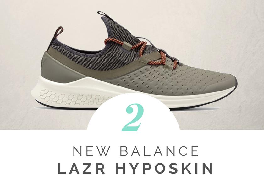 Mejores zapatillas vacioner verano New Blance Lazr Hyposkin