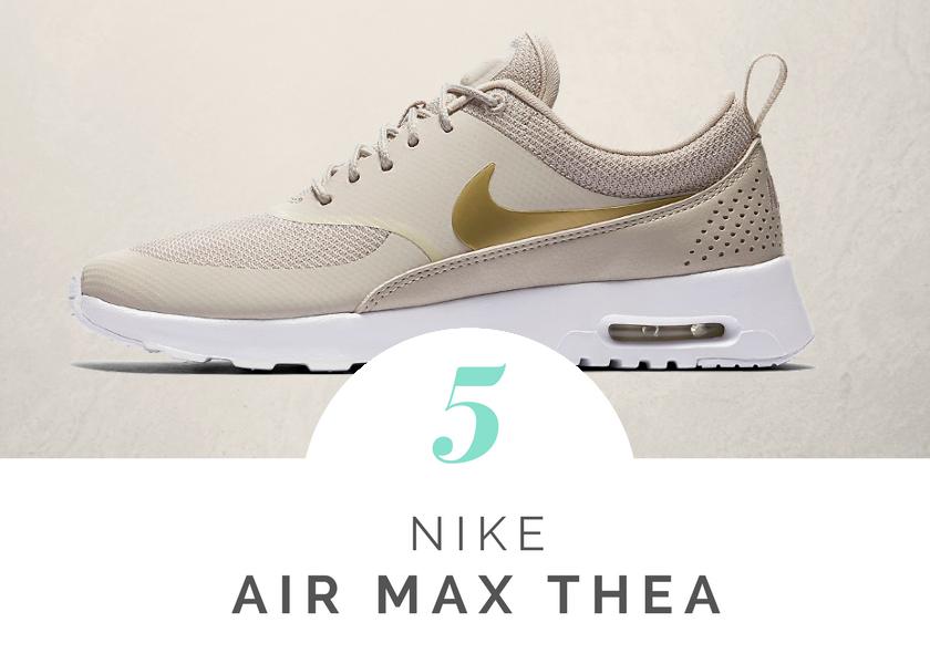 Mejores zapatillas vacioner verano Nike Air Max Thea