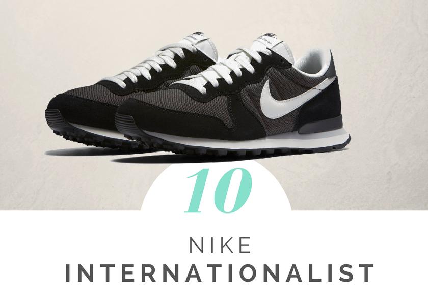 Mejores zapatillas vacioner verano Nike Internationalist