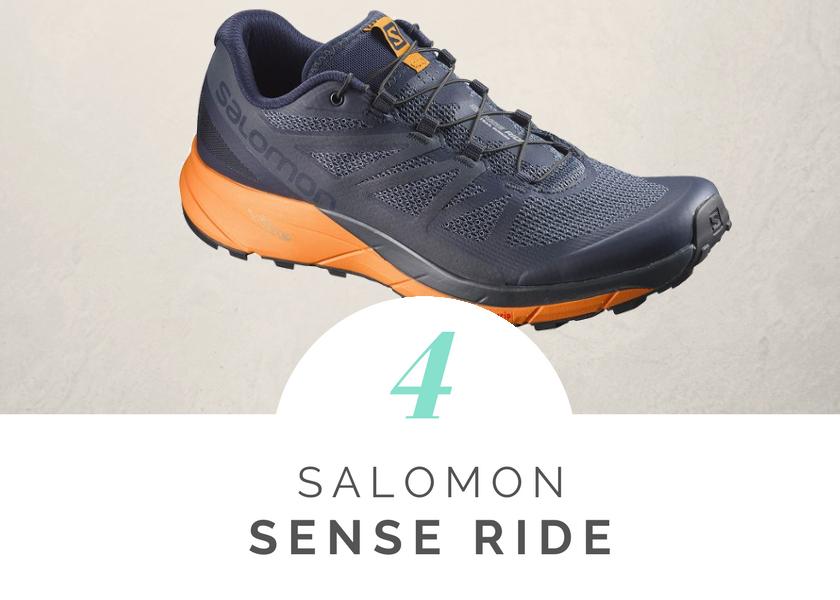 Mejores zapatillas vacioner verano Salomon Sense Ride