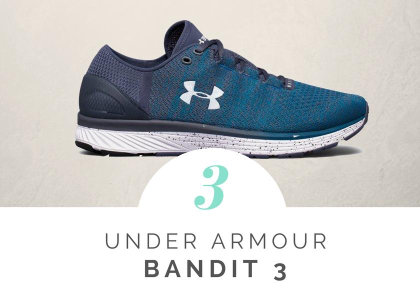 Mejores zapatillas vacioner verano Under Armour Bandit 3