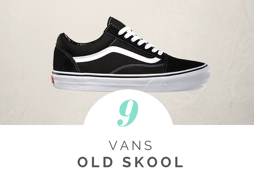 Mejores zapatillas vacioner verano Vans Old Skool