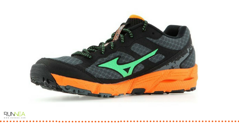 Zapatilla de trail Mizuno Wave Kien