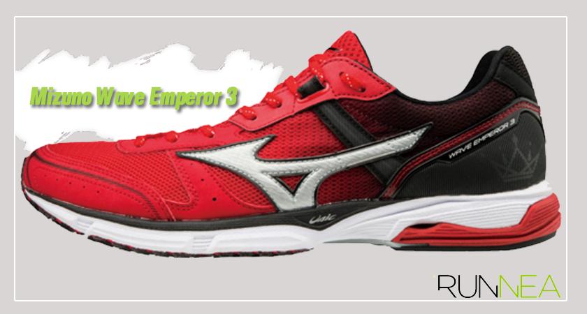 Precios y características más sobresalientes de las zapatillas de Mizuno Wave Emperor 3