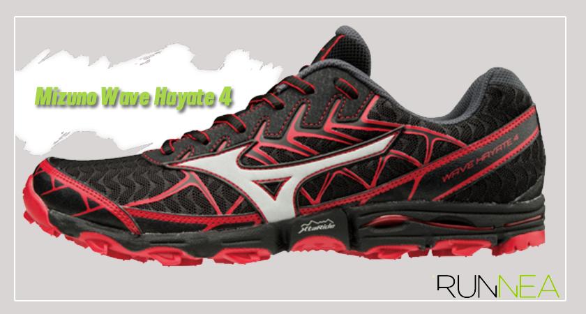 Precios y características más sobresalientes de las zapatillas de Mizuno Wave Hayate 4