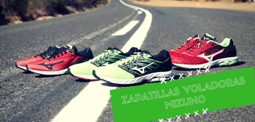 Zapatillas Este De Las Mizuno 6 Voladoras 2018 53L4RjAq
