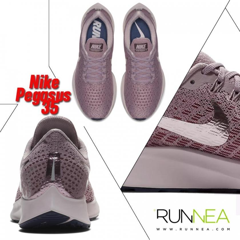 Nike Pegasus 35, zapatilla de running tope de amortiguación