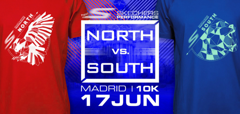 Jabón relajarse Mediar  Skechers Performance Norte y Sur ya tiene camisetas oficiales!