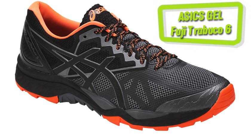 Precios y características de las zapatillas de running ASICS Gel Fuji Trabuco 6