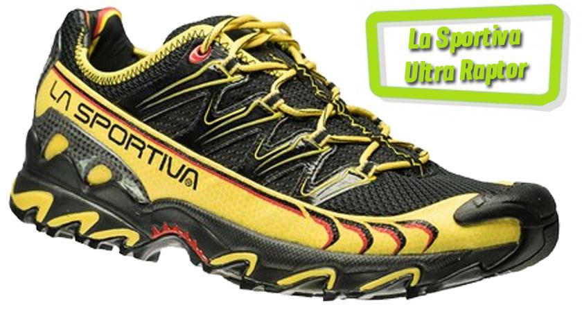 Precios y características de las zapatillas de running La Sportiva Ultra Raptor