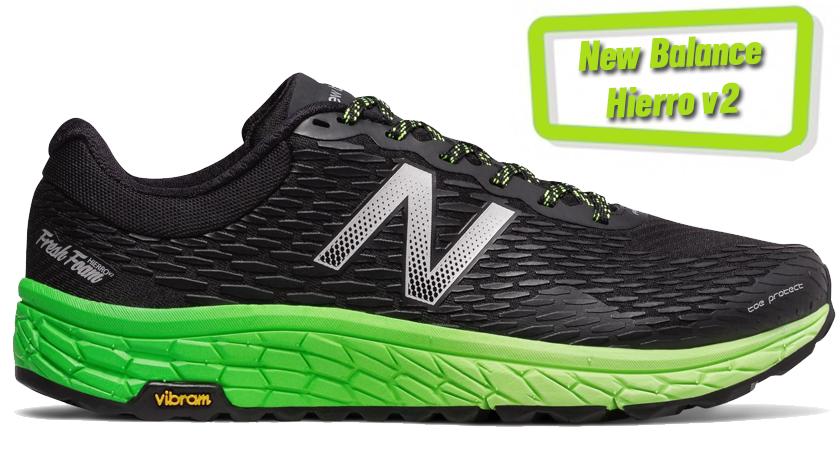 Precios y características de las zapatillas de running New Balance Fresh Foam Hierro v2