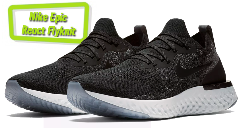 Precios y características de las zapatillas de running Nike Epic React Flyknit