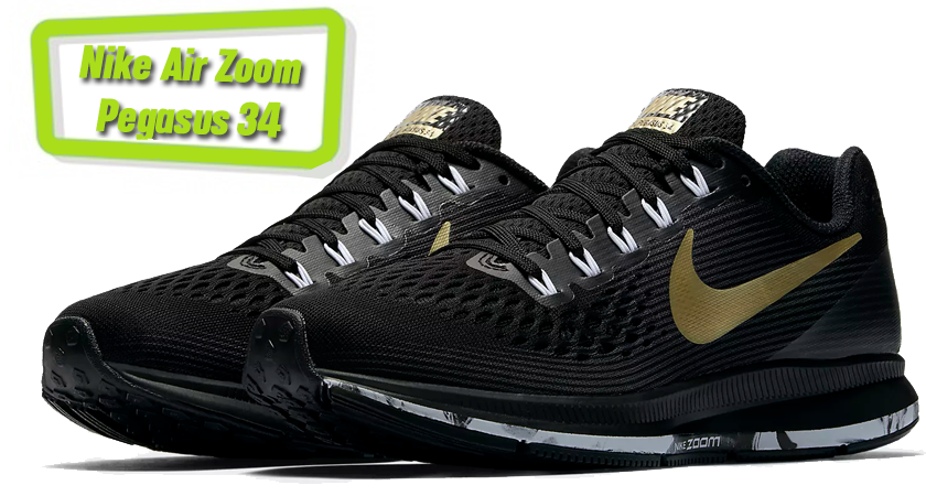 Características y precios de las Nike Pegasus 34