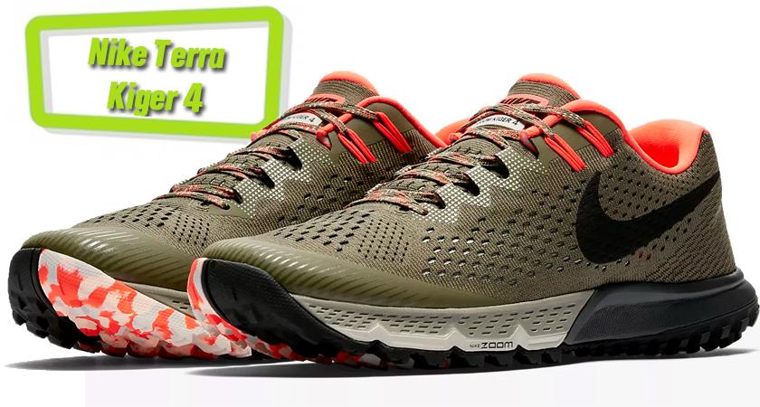 Precios y características de las zapatillas de running Nike Air Zoom Terra Kiger 4