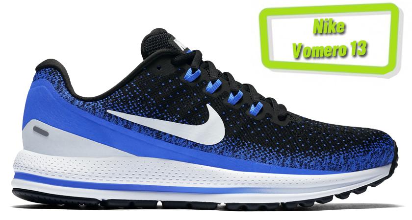 Precios y características de las zapatillas de running Nike Vomero 13