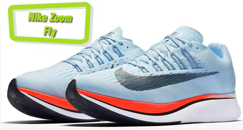 Precios y características de las zapatillas de running Nike Zoom Fly
