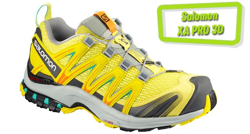 Precios y características de las zapatillas de running Salomon XA PRO 3D GTX