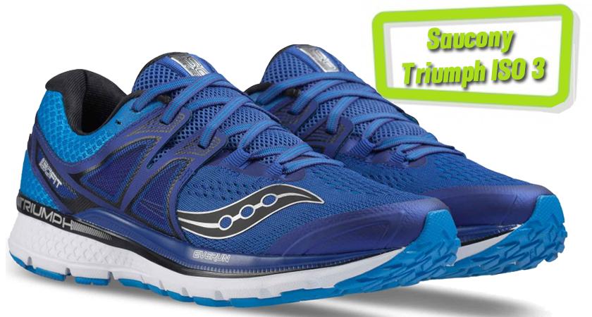 Precios y características de las zapatillas de running Saucony Triumph ISO 3