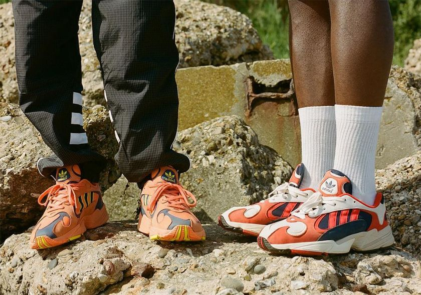 adidas yung 1 release date colorway orange