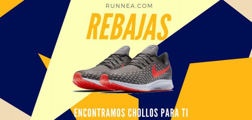 Rebajas Running 2018: Las mejores ofertas de las tiendas online más destacadas