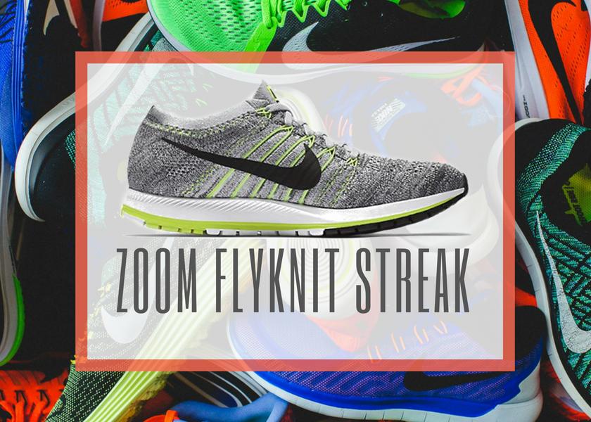 promo code 64e8a 59cb8 Nike Zoom Flyknit Streak. mejores zapatillas running Nike 2018
