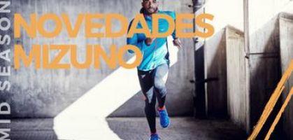 Las 8 novedades destacadas de Mizuno en zapatillas de running para este 2018