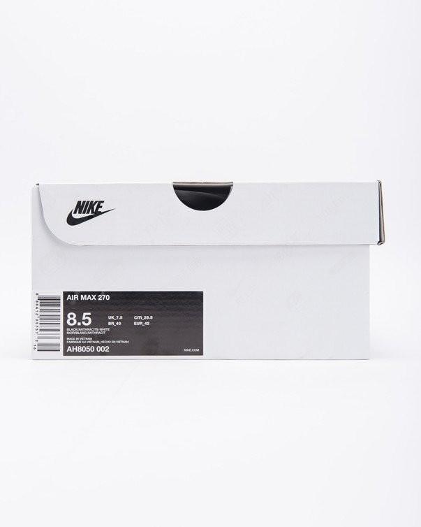 nike air max 270 detalles caja