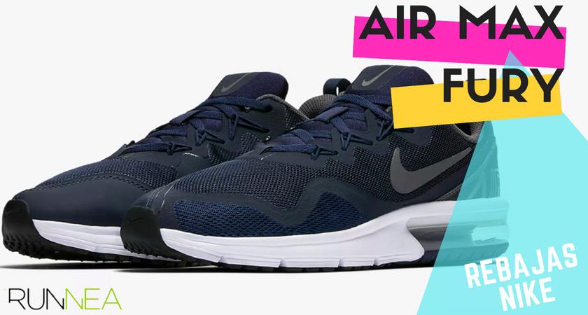 Nike Air Max Fury, características y precios