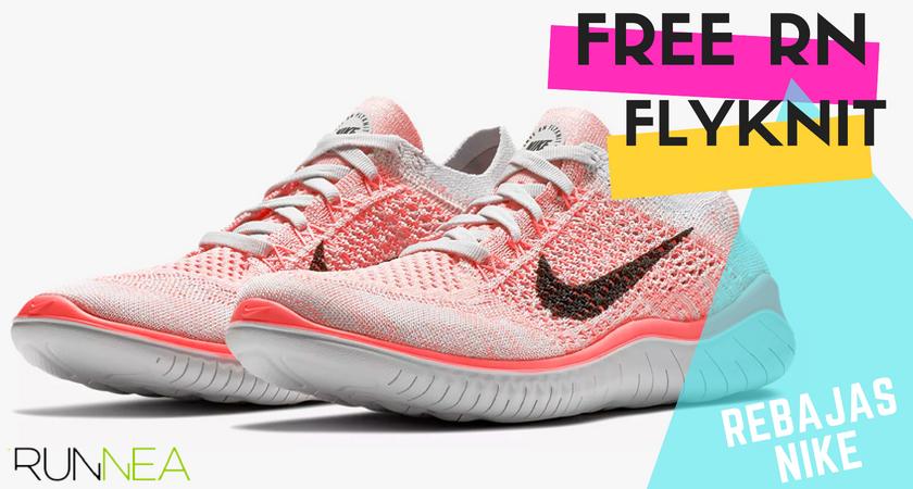 Nike Free RN Flyknit 2018, precios y características