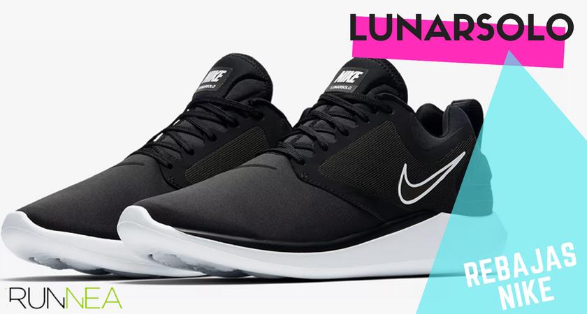 Características destacadas y precios más baratas de las Nike LunarSolo