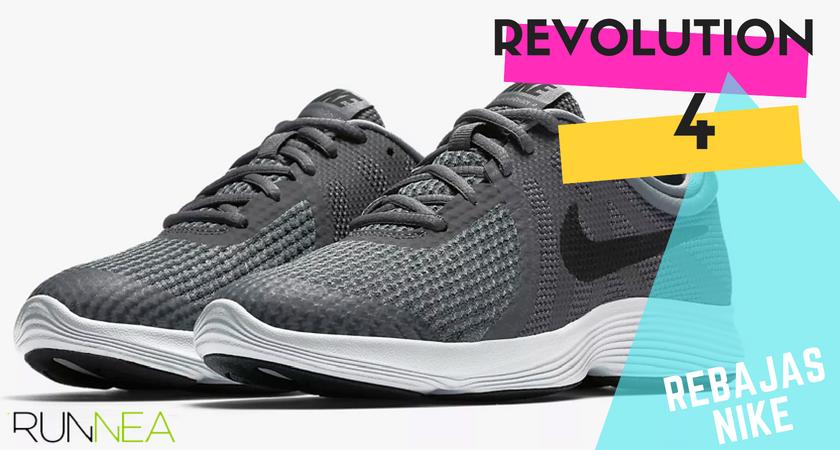 Precios más baratos de las Nike Revolution 4