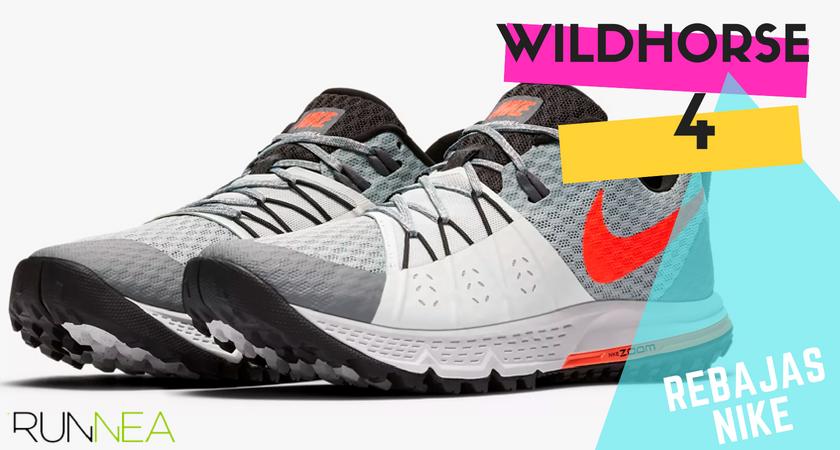 Nike Air Zoom Wildhorse 4, precios más baratos