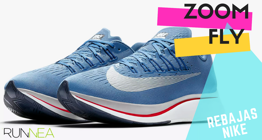 Características destacadas y precios más baratas de las Nike Zoom Fly