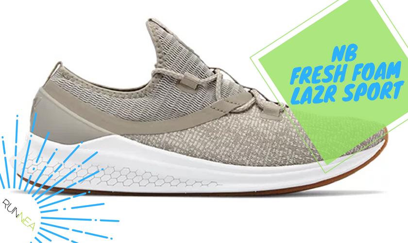 Características y precios de las New Balance Fresh Foam Lazr Sport