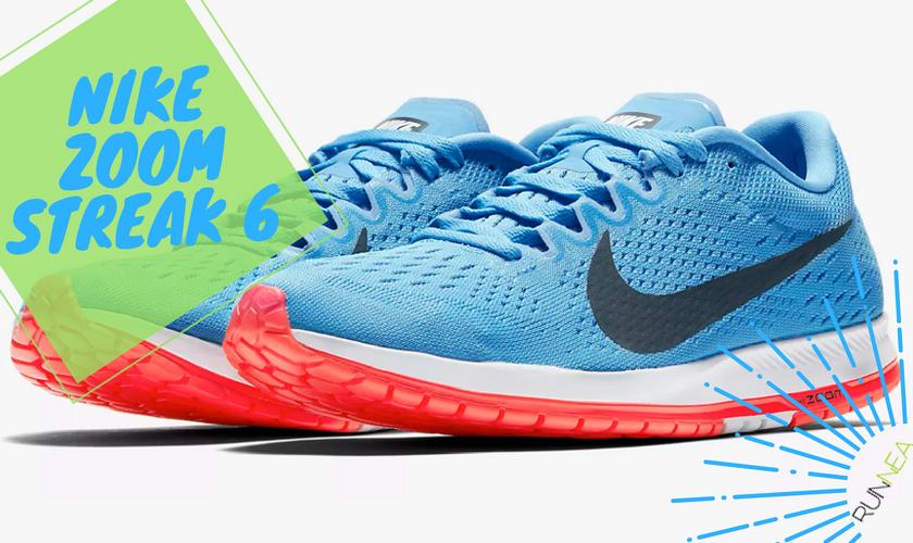 Nike Zoom Streak 6, precios y características más destacadas