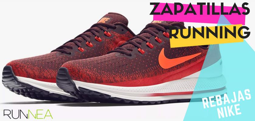 mordedura Estrictamente Leyenda  Rebajas Nike Running 2018: ¡Mejores ofertas en zapatillas de running!