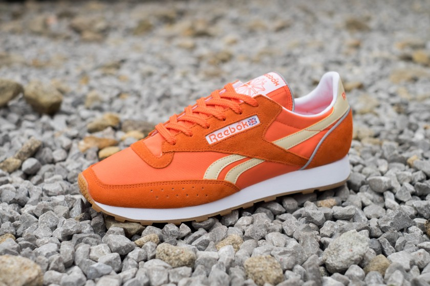reebok classic 83 x size? orange