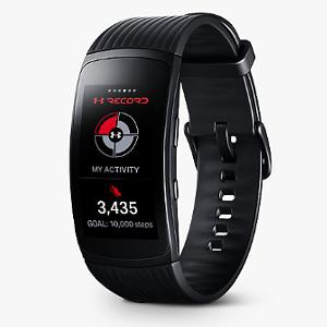 Braccialetto per l'attività Samsung Gear Fit 2 Pro