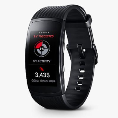 Bracelet d'activité Samsung Gear Fit 2 Pro