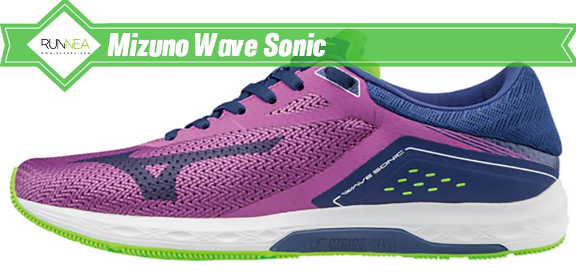 Características principales y precios económicos de las Mizuno Wave Sonic d7fb27e948b