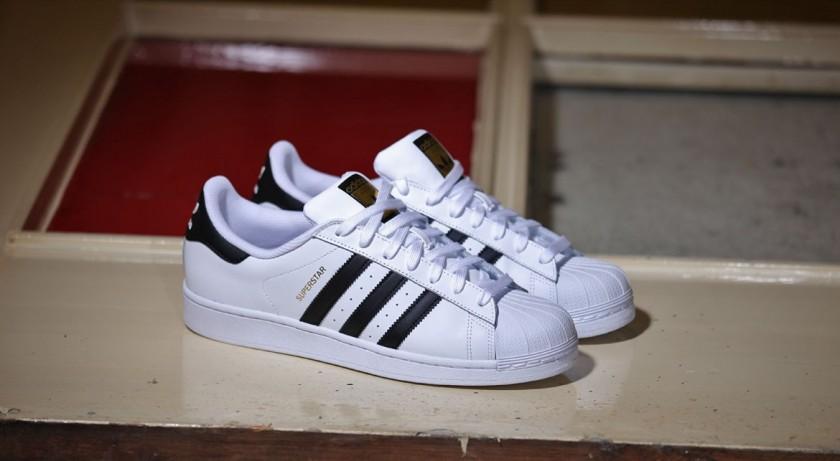 adidas superstar clásicos sneakers