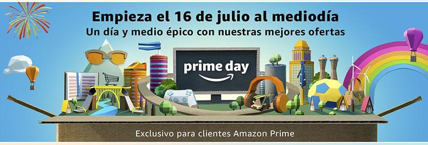 Amazon Prime Day 2018: ¡Los mejores descuentos en material