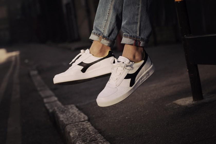 diadora b.elite clásicos sneakers