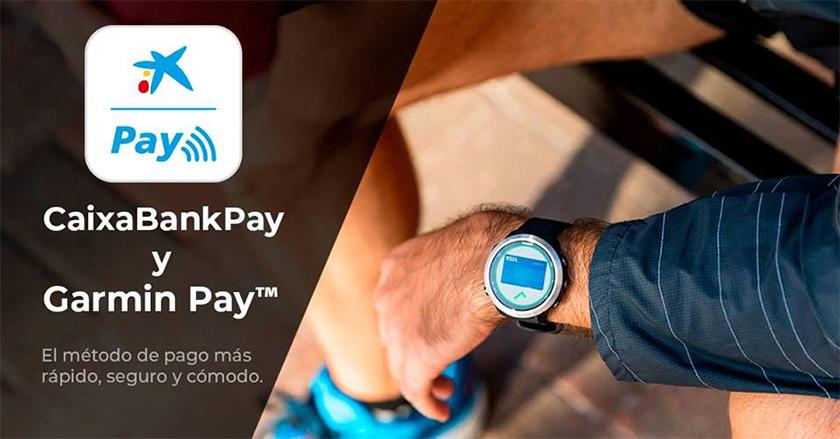 Garmin Forerunner 945 con Garmin Pay, sistema de pago contactless - foto 3