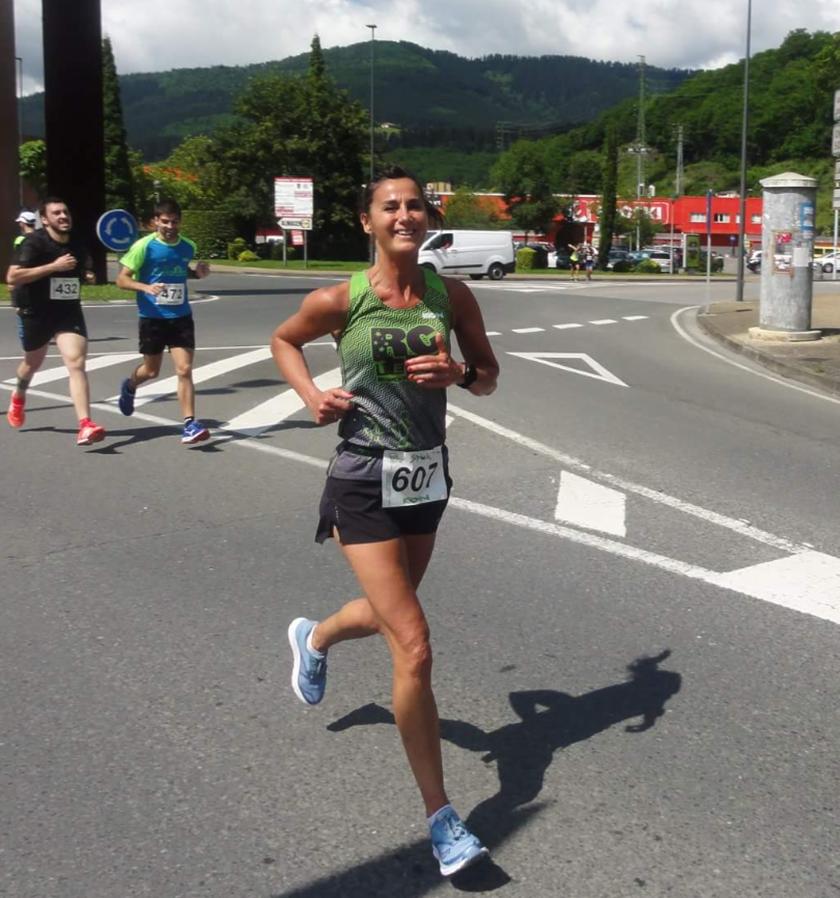 Carrera Popular Gernika Bilbao 2018 - la importancia de la figura del entrenador de atletismo