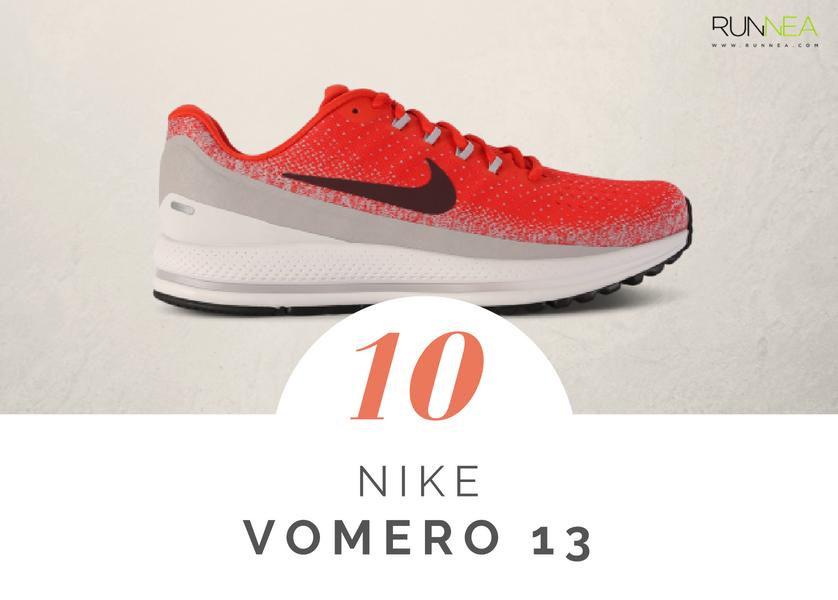 Mejores zapatillas de running tope amortiguacion 2018 - Nike Vomero 13