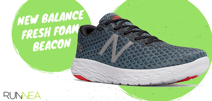 New Balance Fresh Foam Beacon, características y precios