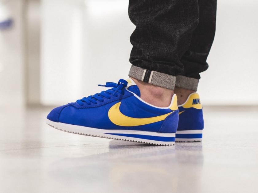 Nike classic cortez nylon mejores imágenes